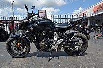 2016 yamaha FZ-07 for sale 200636604