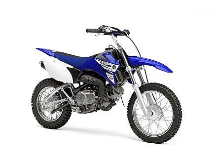 2016 yamaha TT-R110E for sale 200469998
