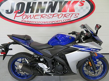 2016 yamaha YZF-R3 for sale 200621943