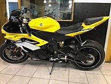 2016 yamaha YZF-R6 for sale 200583428