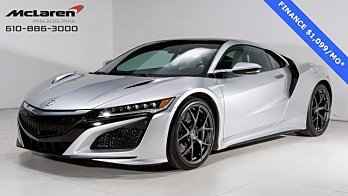 2017 Acura NSX for sale 100923495