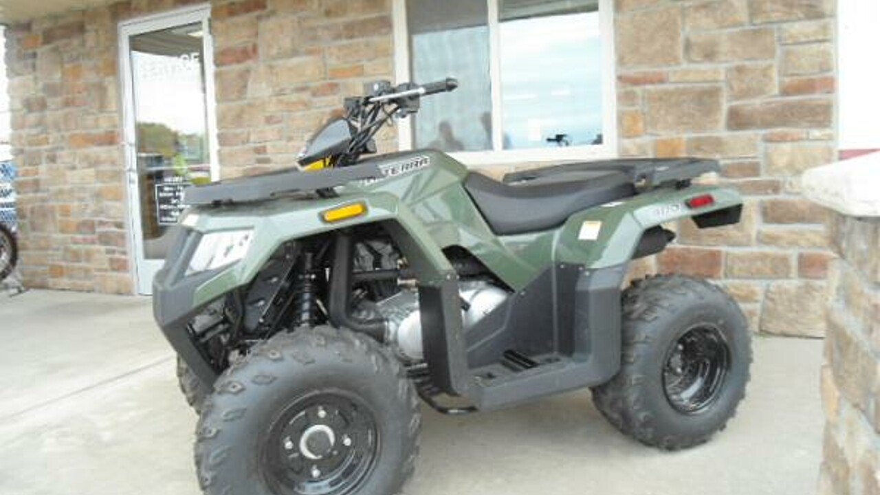 2017 Arctic Cat Alterra 300 for sale 200497004