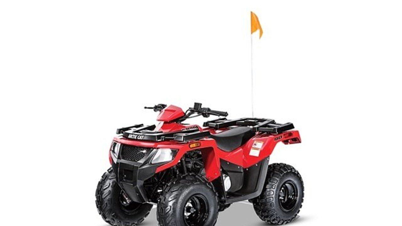 2017 Arctic Cat Alterra 90 for sale 200496058