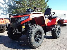 2017 Arctic Cat Alterra TRV 700 for sale 200503217