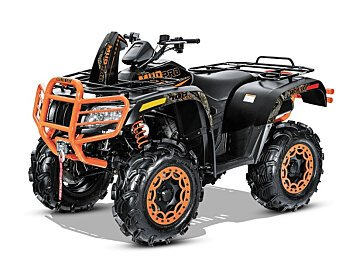 2017 Arctic Cat MudPro 700 for sale 200458739