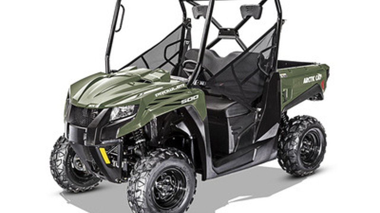 2017 Arctic Cat Prowler 500 for sale 200547657