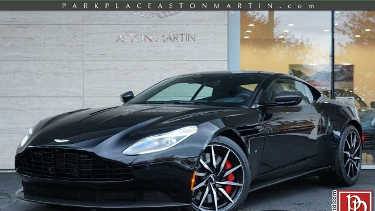 Aston Martin DB For Sale Near Bellevue Washington - Aston martin bellevue