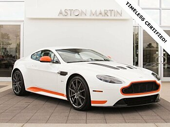 2017 Aston Martin V12 Vantage for sale 100873065