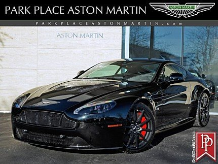 2017 Aston Martin V12 Vantage S Coupe for sale 100831646