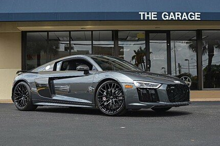 2017 Audi R8 V10 plus Coupe for sale 100864670