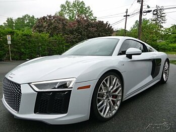2017 Audi R8 V10 Coupe for sale 100987401
