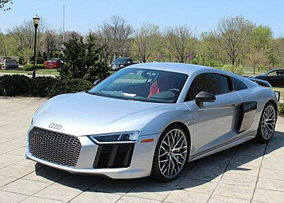 2017 Audi R8 V10 plus Coupe for sale 100895210