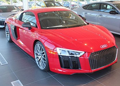 2017 Audi R8 V10 plus Coupe for sale 100895226
