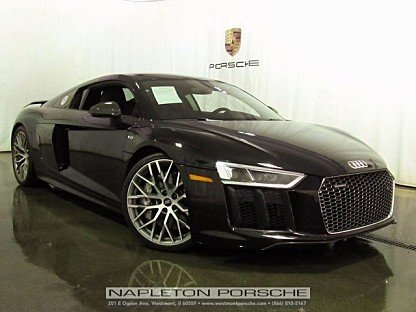 2017 Audi R8 V10 plus Coupe for sale 100871611