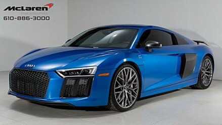 2017 Audi R8 V10 plus Coupe for sale 100931189