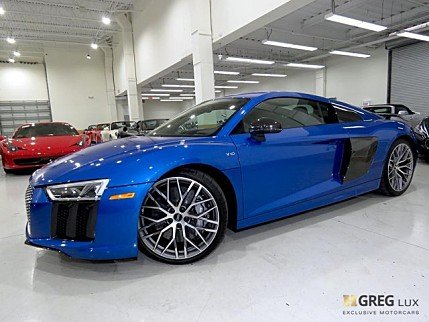 2017 Audi R8 V10 plus Coupe for sale 100954374