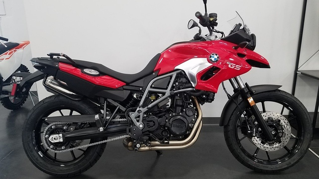 2017 BMW F700GS for sale 200403526
