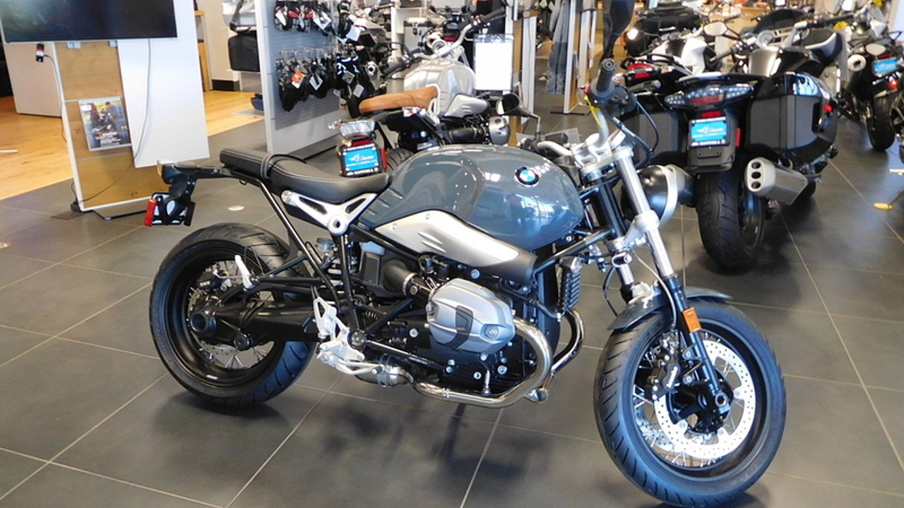 2017 BMW R nineT Pure for sale 200436810