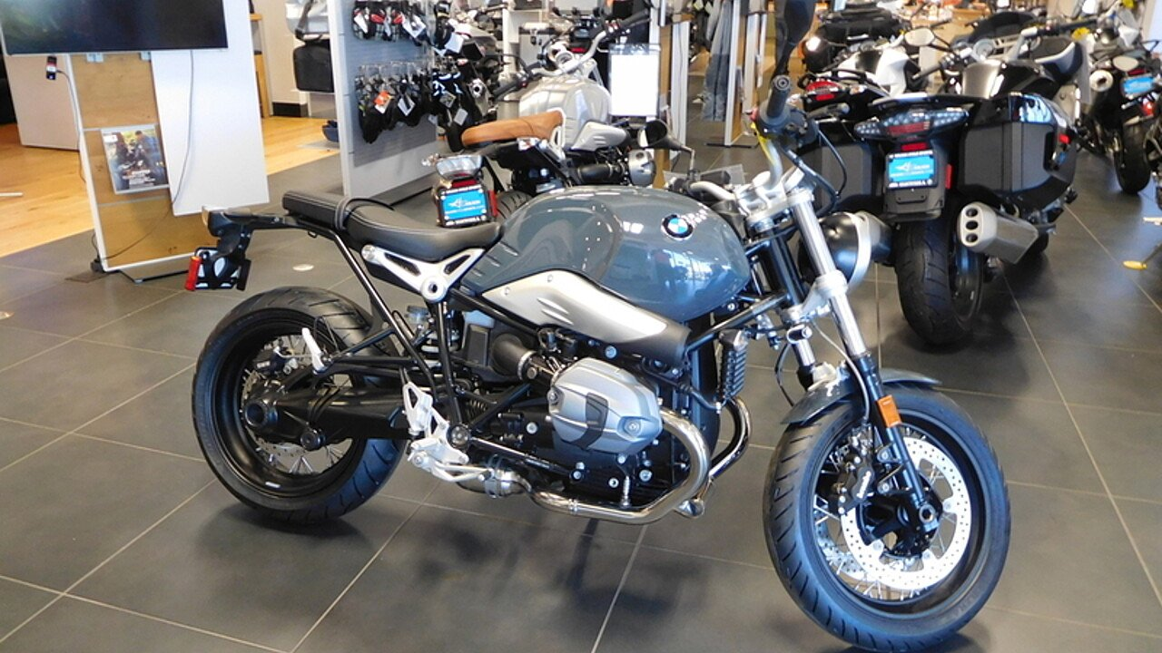2017 BMW R nineT Pure for sale 200436820