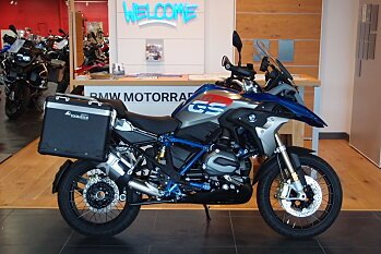 2017 BMW R1200GS for sale 200460645