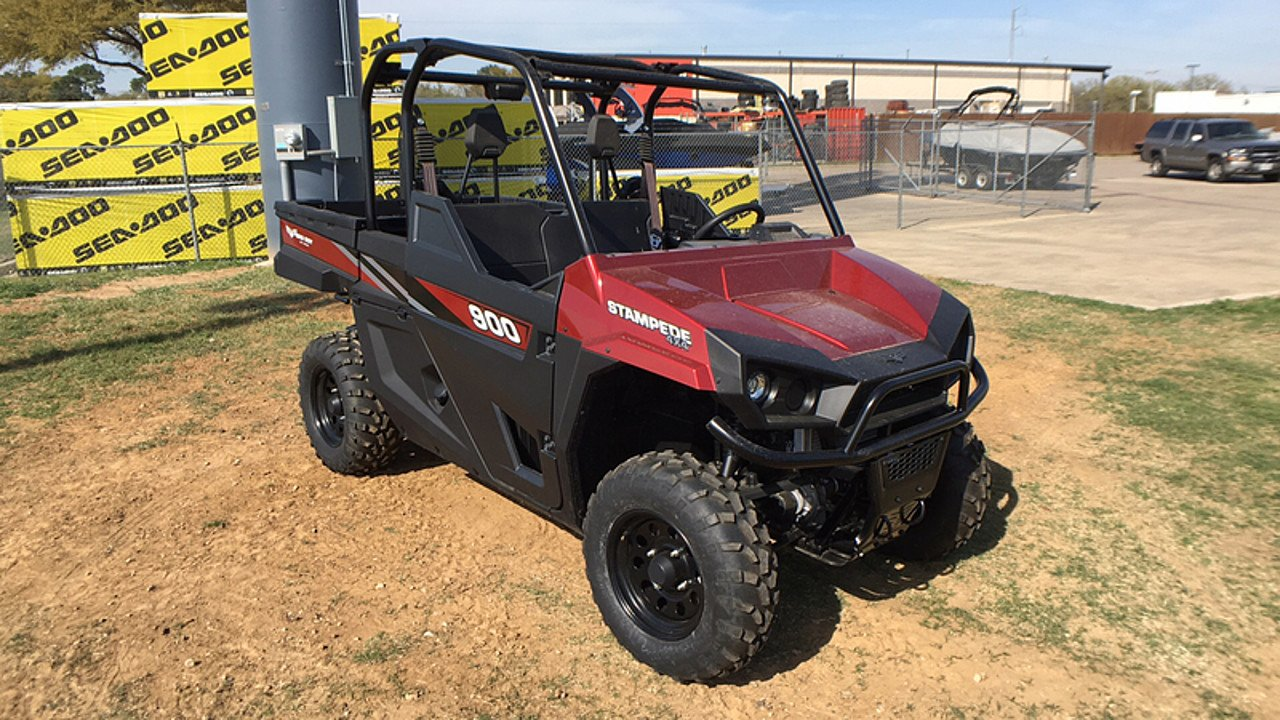 2017 Bad Boy Buggies Stampede For Sale Near Fort Worth