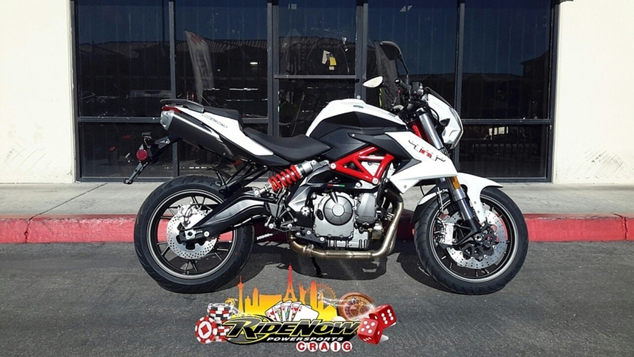 2017 Benelli TNT 600 for sale 200452707
