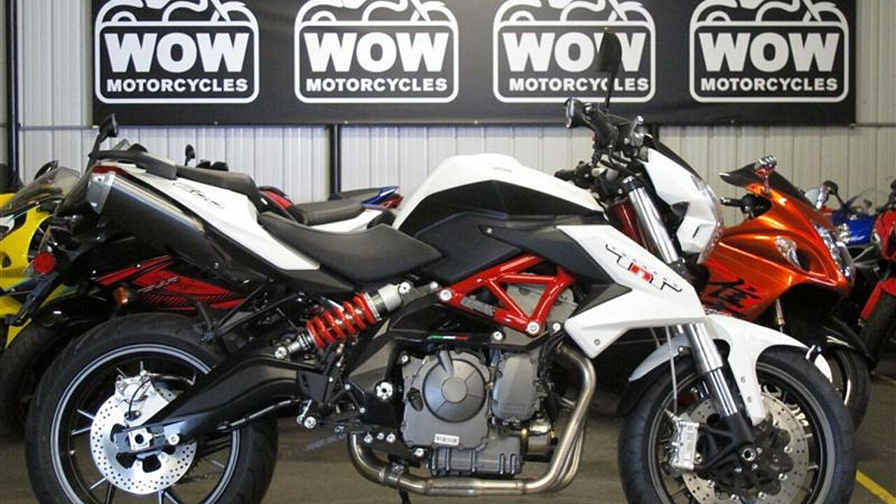 2017 Benelli TNT 600 for sale 200454093