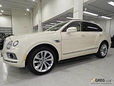 2017 Bentley Bentayga for sale 100965835