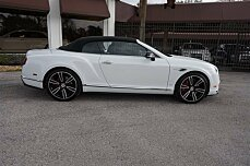 2017 Bentley Continental GT V8 S Convertible for sale 100845650