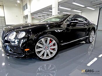 2017 Bentley Continental for sale 100982113