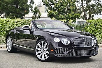 2017 Bentley Continental for sale 100989293