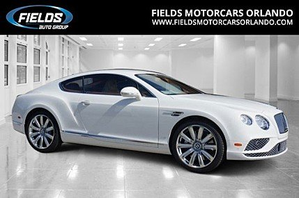 2017 Bentley Continental GT Coupe for sale 100815530