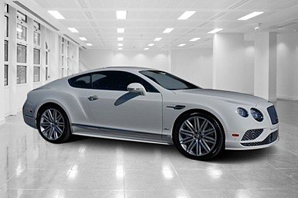 2017 Bentley Continental GT Speed Coupe for sale 100815531