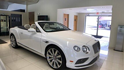 2017 Bentley Continental GT V8 Convertible for sale 100861382