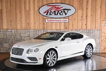 2017 Bentley Continental GT V8 Coupe for sale 100991089