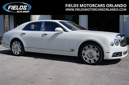 2017 Bentley Mulsanne UNAVAIL for sale 100815528