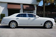 2017 Bentley Mulsanne for sale 100815528