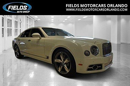 2017 Bentley Mulsanne Speed for sale 100836424
