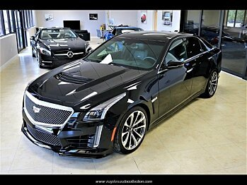 2017 Cadillac CTS V for sale 100993916