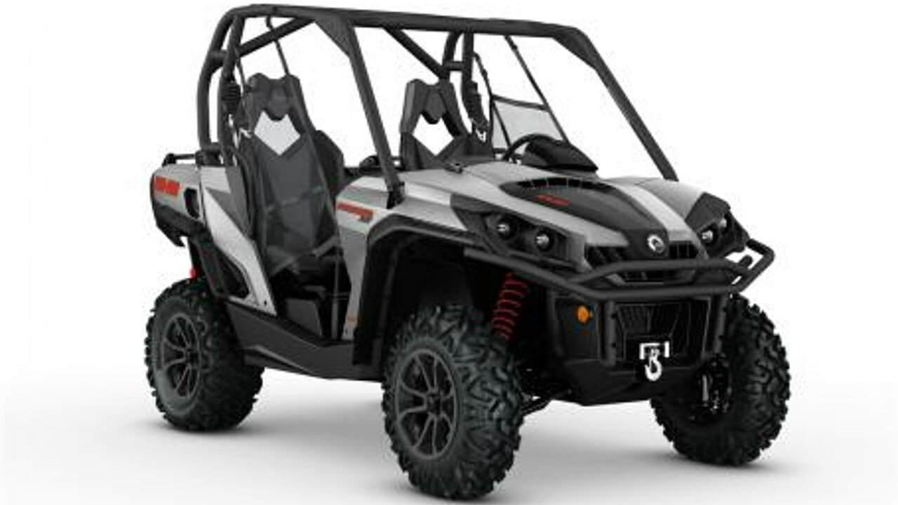 2017 Can-Am Commander 1000 for sale 200421755
