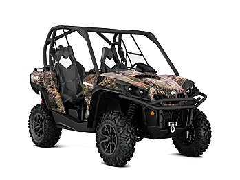 2017 Can-Am Commander 1000 for sale 200511078