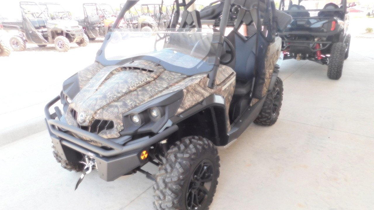 2017 Can-Am Commander 1000 for sale 200564758