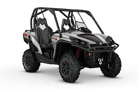 2017 Can-Am Commander 1000 for sale 200396251