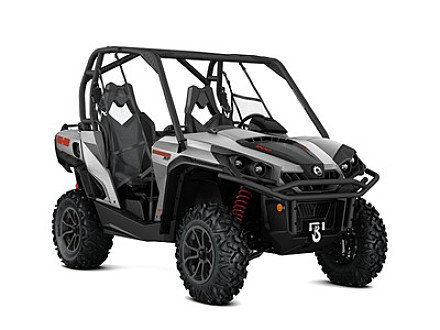 2017 Can-Am Commander 1000 for sale 200432123