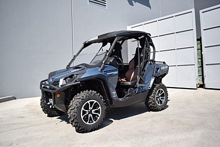 2017 Can-Am Commander 1000 for sale 200489106