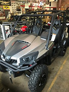 2017 Can-Am Commander 1000 for sale 200501669