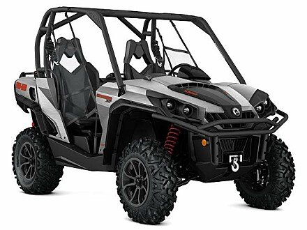 2017 Can-Am Commander 1000 for sale 200506207