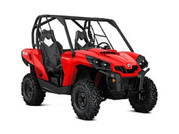 2017 Can-Am Commander 800R for sale 200406803