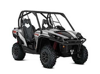 2017 Can-Am Commander 800R for sale 200406816