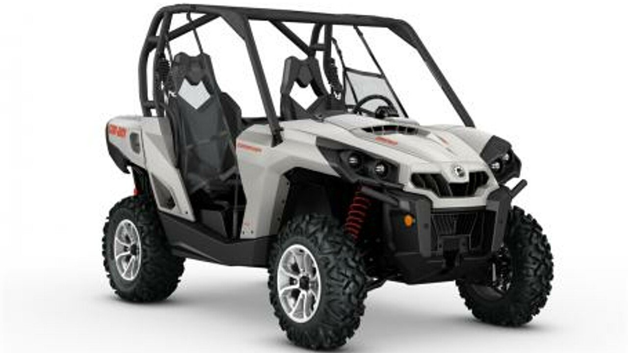 2017 Can-Am Commander 800R for sale 200421799